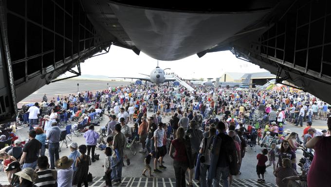 Fairchild Air Show
