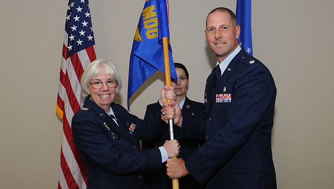 92nd MDOS Change of Command