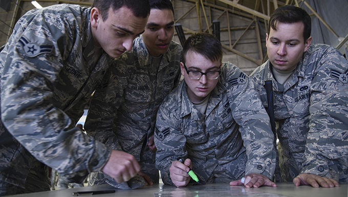 MXG Airmen Enhance Mobility Partnerships
