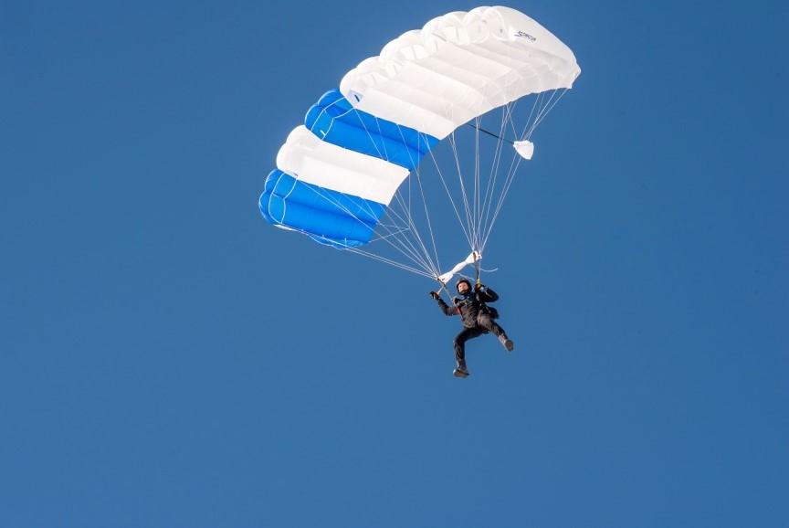 U.S. Air Force Academy Wings of Blue